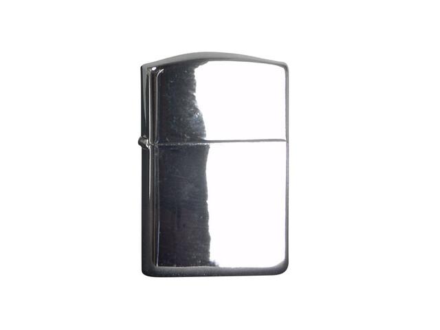 Zippo - Briquet à essence - chromé poli